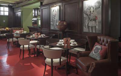 Банкетный зал ресторана Китайская грамота на улице Сретенка фото 2