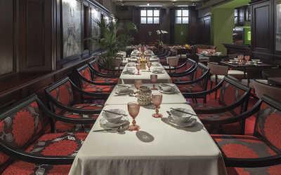 Банкетный зал ресторана Китайская грамота на улице Сретенка фото 1