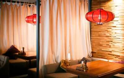 Банкетный зал ресторана Бахчай на проспекте Науки фото 3