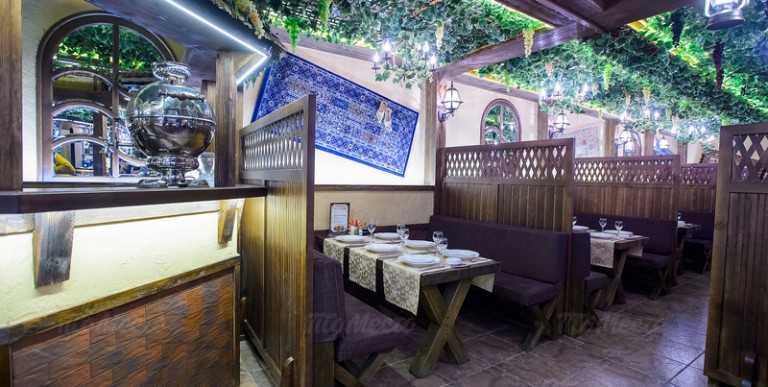 Меню кафе, ресторана Кебаб на Греческом проспекте