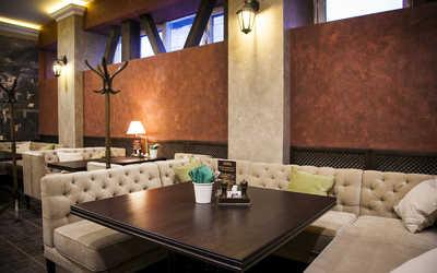 Банкетный зал кафе Олд Бридж (Old Bridge) на Брянской улице