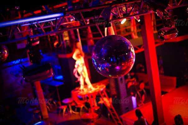 Меню ночного клуба СинСити (SinCity) на Стародеревенской улице