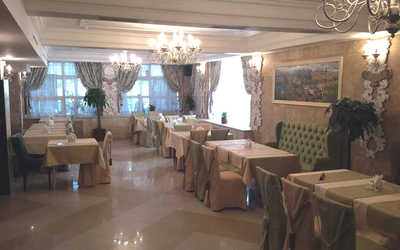 Банкетный зал ресторана Старый Егерь на улице Мастеркова