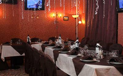 Банкетный зал бара, ресторана Кабачок на проспекте Просвещения фото 1