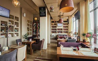 Банкетный зал ресторана Нектарин на Ленинградской улице