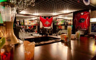 Банкетный зал бара Спорт-бар 1946 на Вербной улице фото 3
