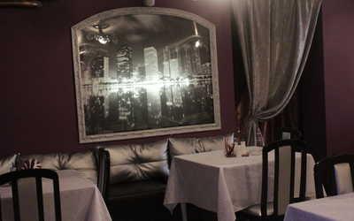 Банкетный зал бара, ресторана Empire (Импайер) на проспекте Пятилеток