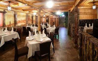 Банкетный зал ресторана Сванети на Большой Семеновской улице