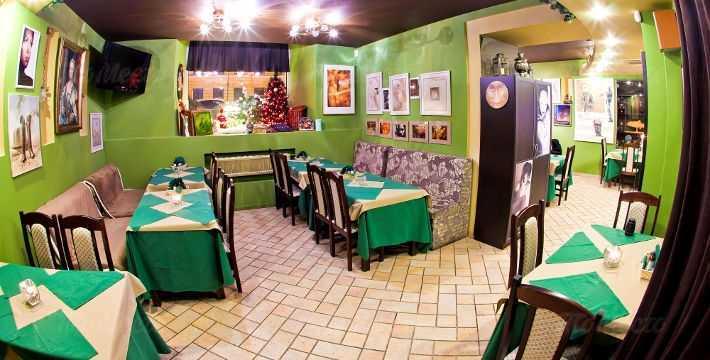 Меню кафе Шафран (Safran) на Малой Морской улице