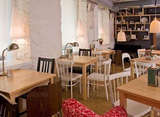 Меню кафе Нора (Nora) на Алексеевской улице