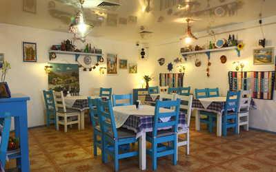 Банкетный зал ресторана Эль Греко на Сормовском шоссе