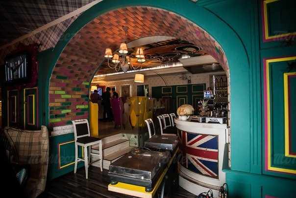 Меню бара, кафе, ночного клуба Velvet (Вельвет) на Ковалихинской улице