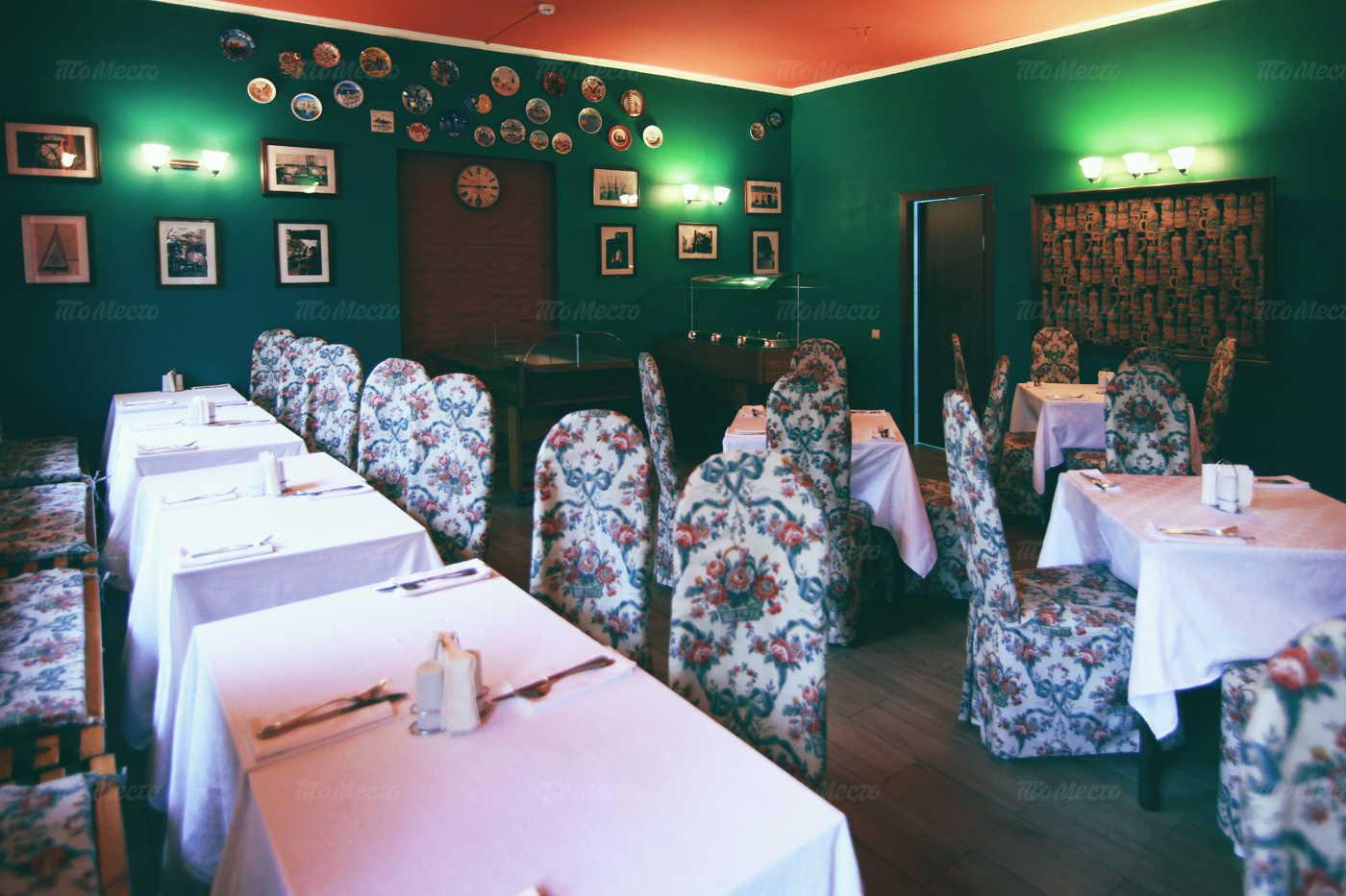 Меню ресторана Гранд Виктория на улице Щипок