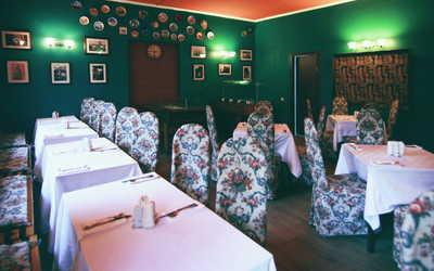 Банкетный зал ресторана Гранд Виктория на улице Щипок