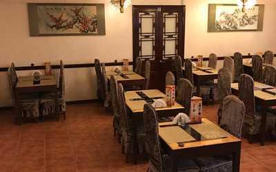 Банкетный зал ресторана Золотой Лев на проспекте Ленина фото 3