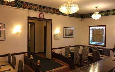 Банкетный зал ресторана Золотой Лев на проспекте Ленина фото 1