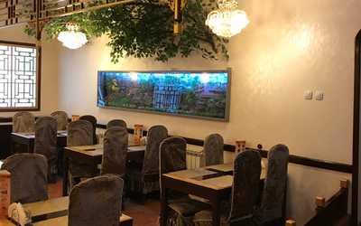 Банкетный зал ресторана Золотой Лев на проспекте Ленина фото 2