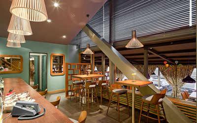Банкетный зал ресторана Кинг Понг на улице Савушкина фото 3