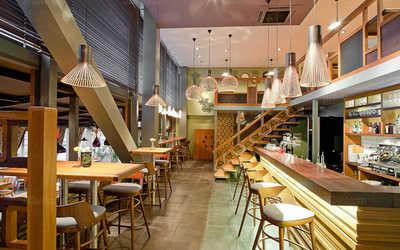 Банкетный зал ресторана Кинг Понг на улице Савушкина фото 2