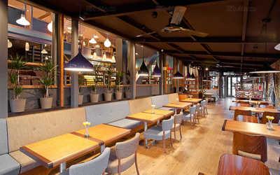 Банкетный зал ресторана Кинг Понг на улице Савушкина фото 1