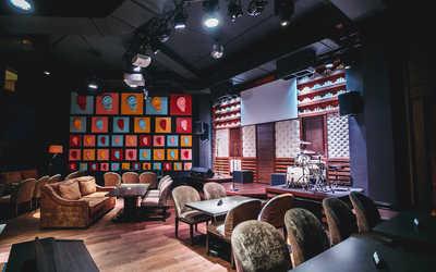 Банкетный зал бара, караоке клуб Karaoke Studio (Караоке студио) на улице Черняховского фото 2