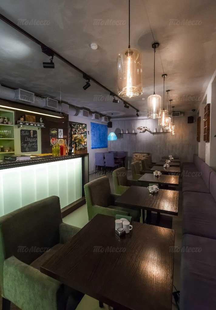 Меню кафе Полянка на Колокольной улице