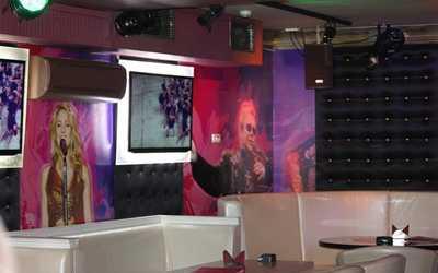 Банкетный зал караоке клуба Брависсимо на проспекте Мира фото 3