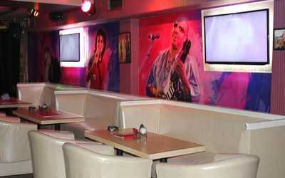 Банкетный зал караоке клуба Брависсимо на проспекте Мира