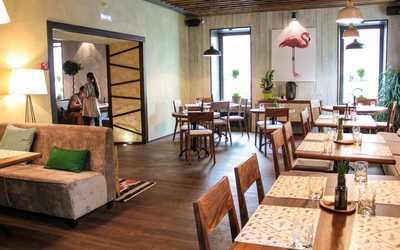 Банкетный зал ресторана Можно на улице Марата