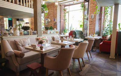 Банкетный зал ресторана Пряности & Радости на Пушечной улице