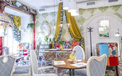 Банкетный зал ресторана Любовь на Большом проспекте П.С.