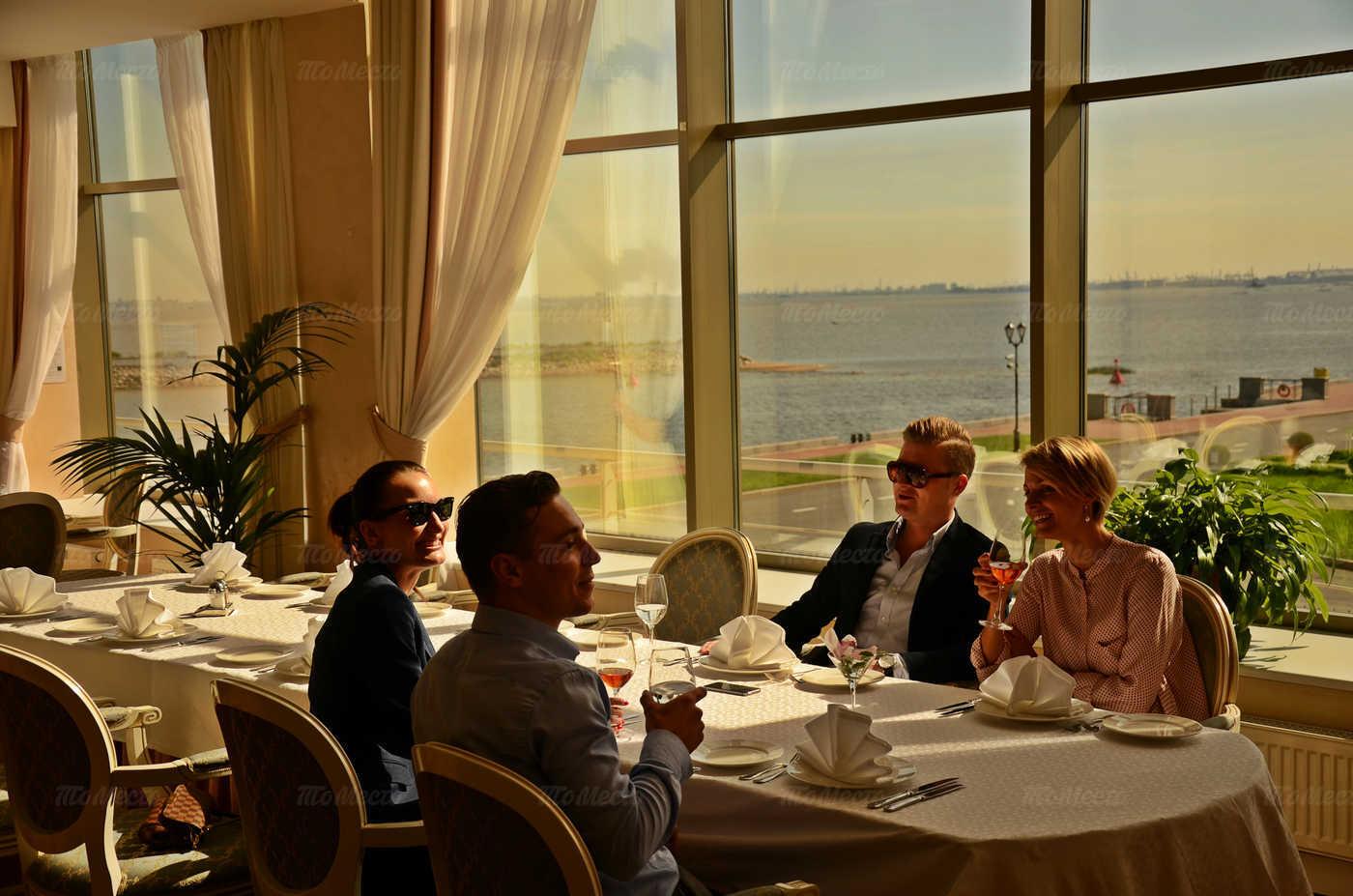 Меню ресторана Яхт-Клуб на Портовой улице