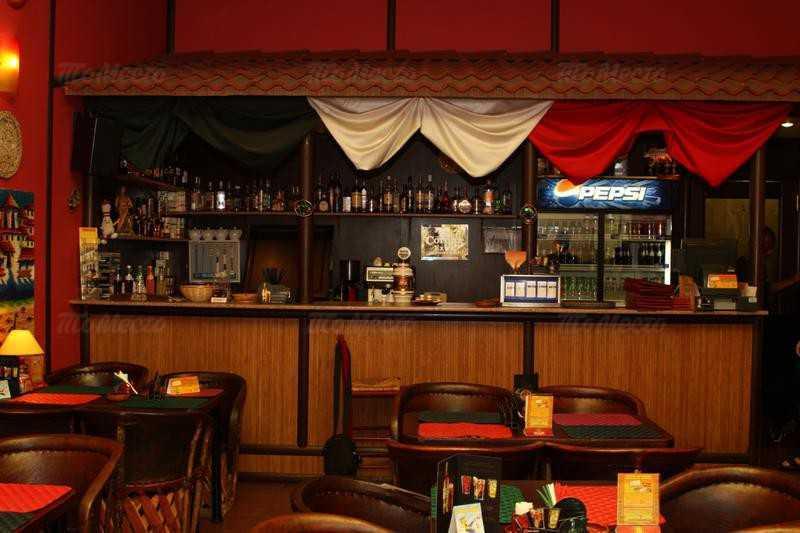 Меню кафе, ресторана Текила Бум (TEQUILA-BOOM) на проспекте Космонавтов
