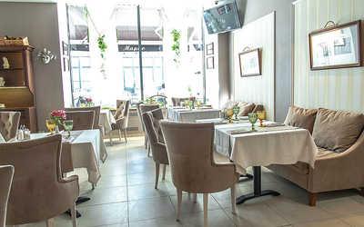 Банкетный зал ресторана Де Марко (De Marco) на Пушечной улице фото 2
