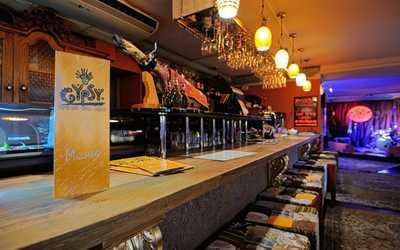 Банкетный зал бара, ресторана Gypsy на Литейном проспекте фото 1