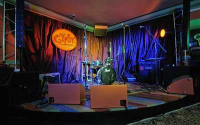 Банкетный зал бара, ресторана Gypsy на Литейном проспекте фото 3