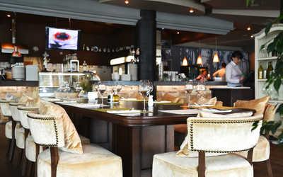 Банкетный зал ресторана Парус на Авиационной улице