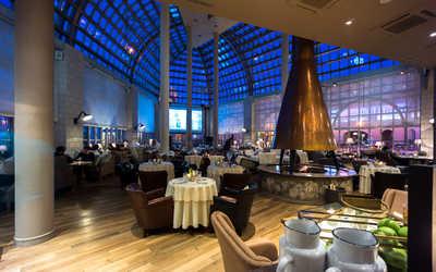 Банкетный зал ресторана Сорока в Новинках