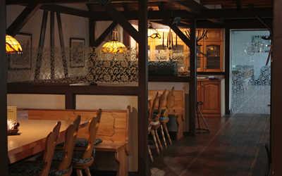 Банкетный зал ресторана Швабский домик на Новочеркасском проспекте фото 2