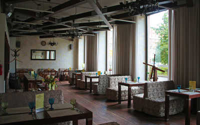 Банкетный зал ресторана Швабский домик на Новочеркасском проспекте фото 1