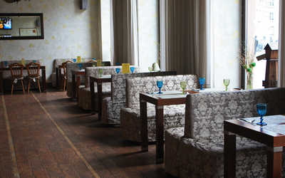 Банкетный зал ресторана Швабский домик на Новочеркасском проспекте фото 3