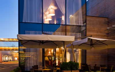Банкетный зал ресторана Авеню (Avenue) на Рублево-Успенском шоссе фото 2
