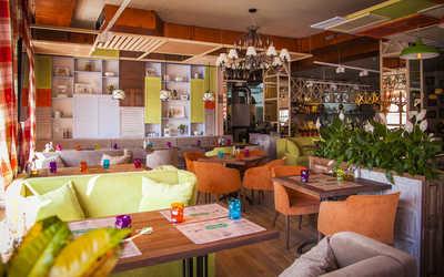 Банкетный зал кафе Руккола на улице Профсоюзной фото 1