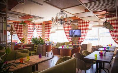Банкетный зал кафе Руккола на улице Профсоюзной фото 2