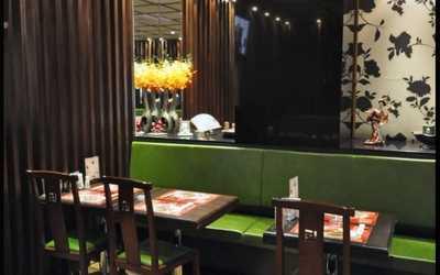 Банкетный зал ресторана Ичибан Боши (Ichiban Boshi) на улице Правды фото 3