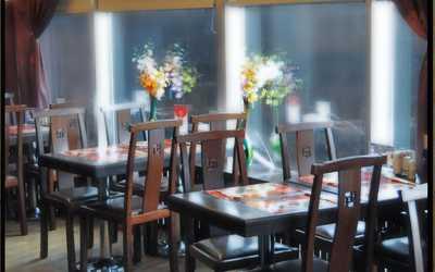 Банкетный зал ресторана Ичибан Боши (Ichiban Boshi) на улице Правды