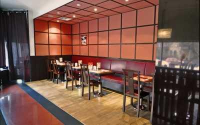 Банкетный зал ресторана Ичибан Боши (Ichiban Boshi) на улице Правды фото 2