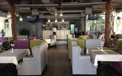 Банкетный зал ресторана Тимьян на Московском проспекте