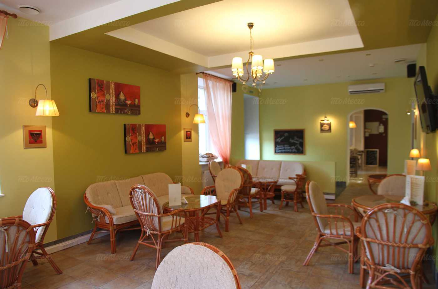 Меню кафе, ресторана Нака чай на Малом проспекте В.О.