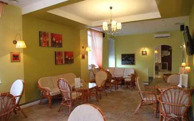 Банкетный зал кафе, ресторана Нака чай на Малом проспекте В.О.